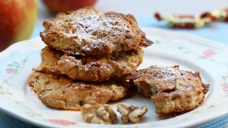 Karamelli-omena-kauracookies